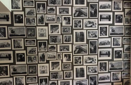 Garage wall vinyl